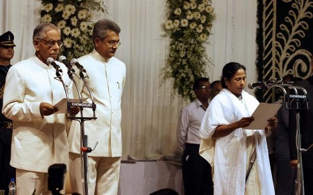 mamata banerjee young. Mamata Banerjee made history