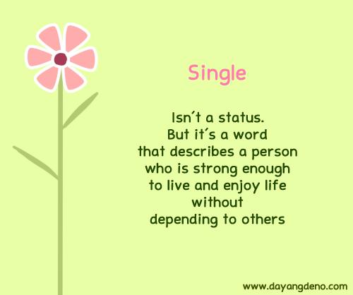 Wordless Wednesday : Single