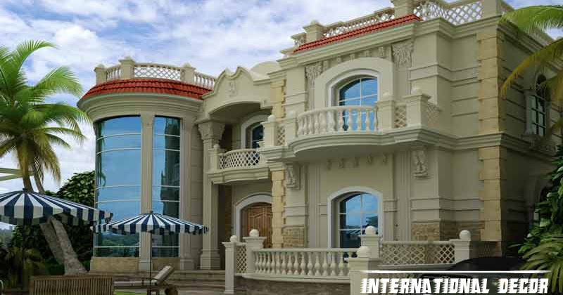International villa designs ideas contemporary villas for Villa design ideas