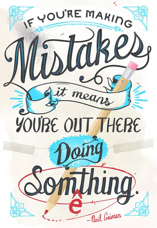 if you are making mistakes - Inspirational Positive Quotes with Images