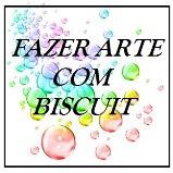 Artesanato - Arte em Biscuit