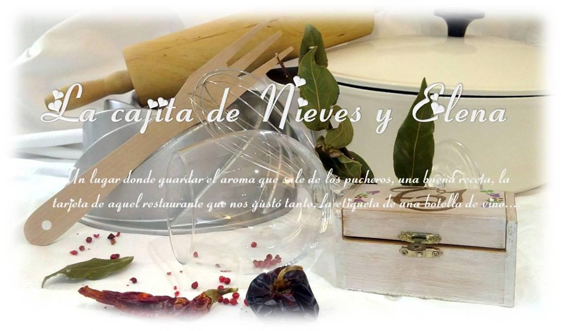 La cajita de Nieves y Elena
