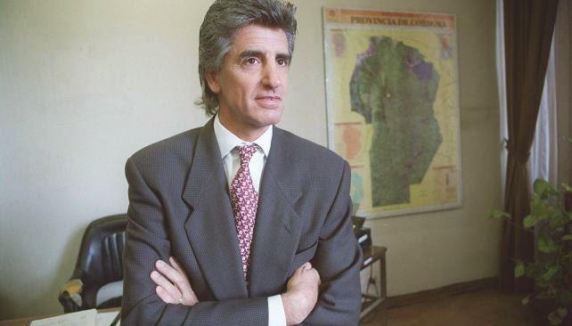 FOTO AL YABRÁN DE CORDOBA - MAGNETTO, EL JOSE LUIS CABEZAS DE HORACIO MIRÓ