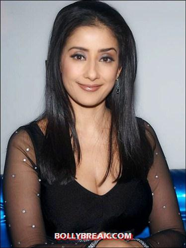 Manisha koirala in black outfit - (3) - Manisha Koirala photo update