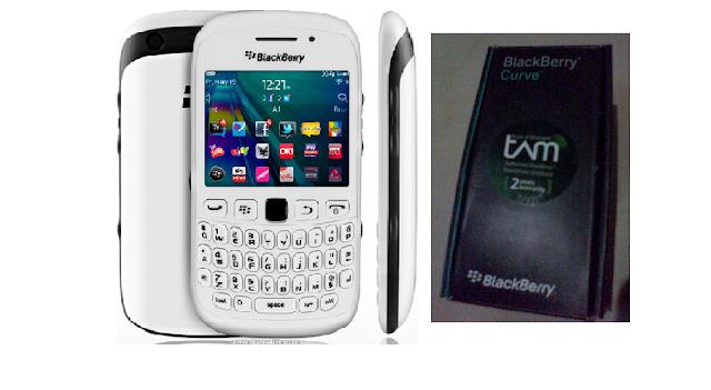 Spesifikasi Lengkap Blackberry 9320