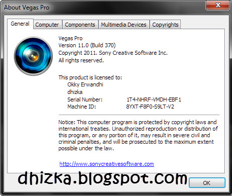 sony vegas pro free download windows 7