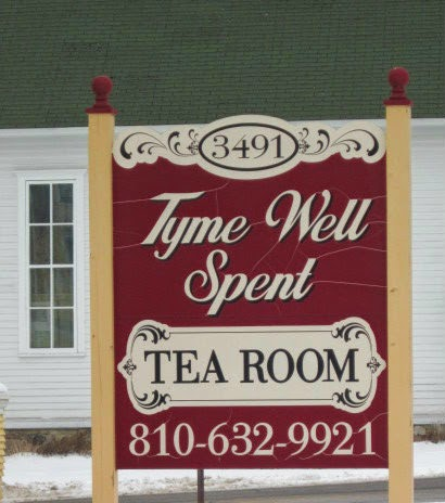 Relevant Tea Leaf Tyme Well Spent Tea Room