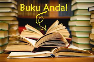Mahu Terbitkan Buku?