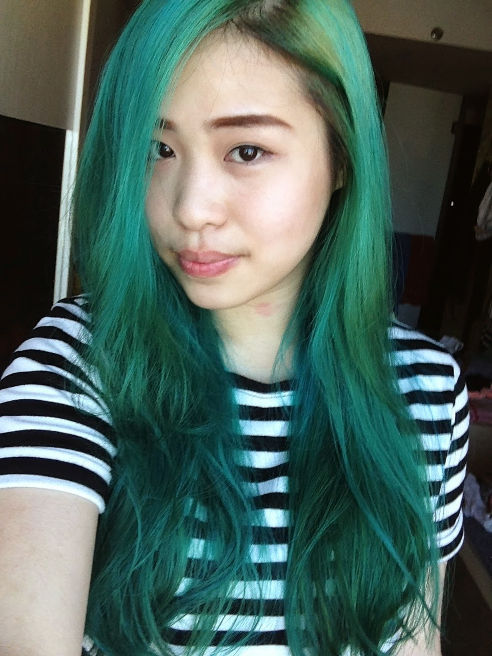 Conosciuto Ivy's stories: Colourful Hair - Manic panic classic review  RB42