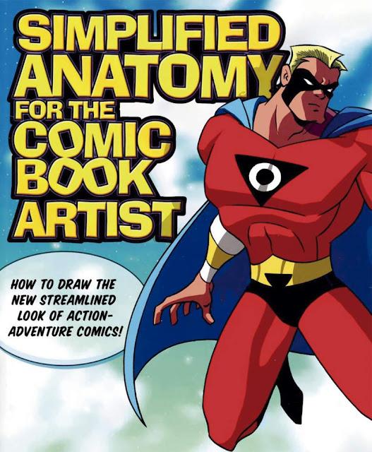 Descargar libro anatomía simplificada para artistas de cómic