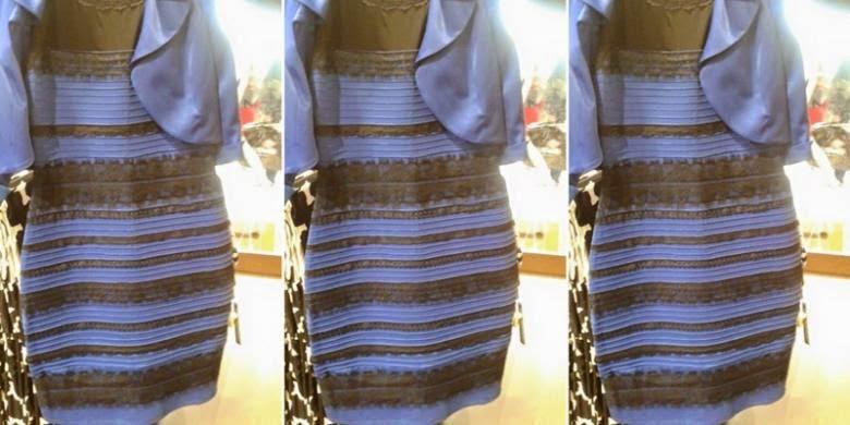 The Dress, Biru Hitam atau Emas Putih
