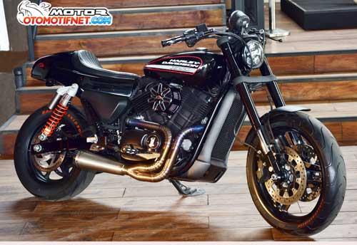 Modifikasi Harley Davidson Street 500