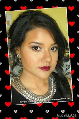 L'Oréal Paris Moist Matte lipstick in Arabian Night