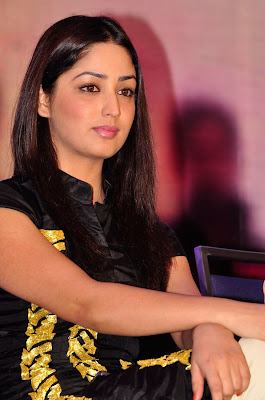 fair and lovely Yami goutham photos at gouravam trailer launch