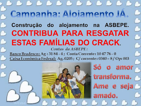 CAMPANHA , ALOJAMENTO J.