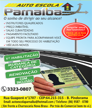 Auto Escola Parnaíba