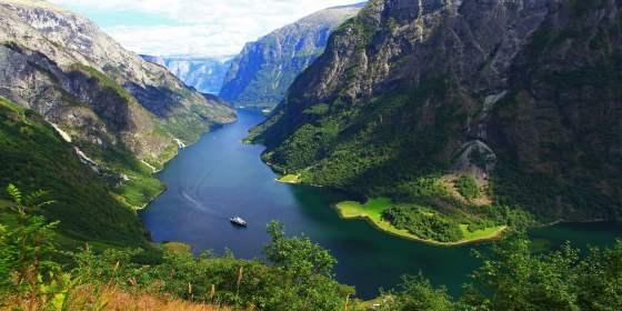 Visit Norge - Destinations