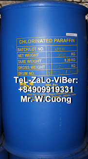 CHLORINATED PARAFFIN S52 - S54 | CERECLOR S52 | Hoá dẻo PVC