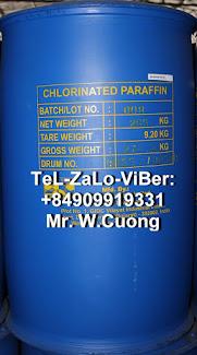 CHLORINATED PARAFFIN S52 - S54 | CERECLOR S52 | Hoá dẻo PVC