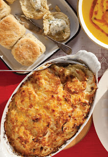 Potato Rutabaga Gratin