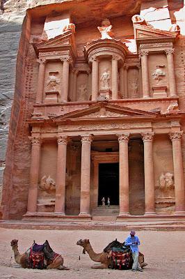 Petra. Siete nuevas Maravillas del Mundo