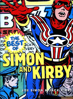 JACK KIRBY IS KING. And I'm speaking objectively here.