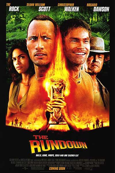 The Rundown โคตรคนล่าขุมทรัพย์ป่านรก - ดูหนังใหม่,หนัง HD,ดูหนังออนไลน์,หนังมาสเตอร์