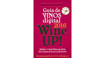 Guía de Vinos y Destilados WINE UP 2016