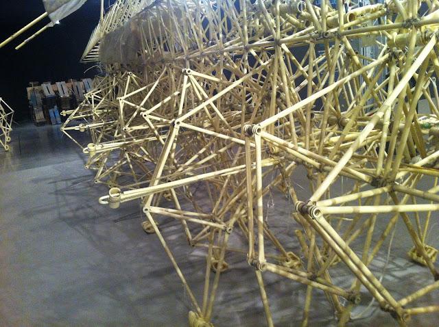 Exposición Theo Jansen Madrid