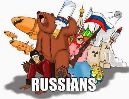 Современная Россия глазами иностранцев