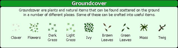 Plant Mega Pack Mod groundcover