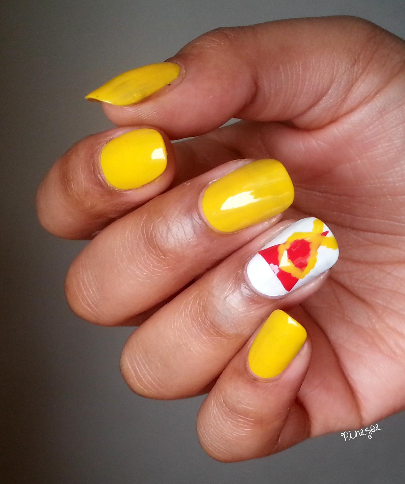 Toutes en jaune contre l'endométriose!