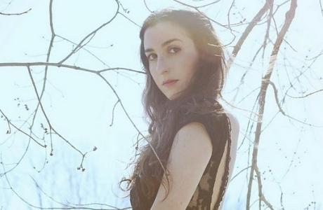 her dreamy  fragile folk songs