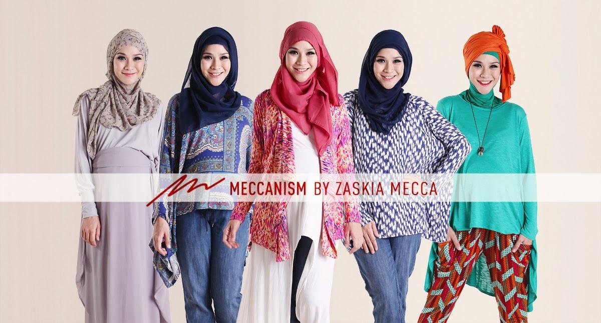 Zaskia Mecca by Meccanism