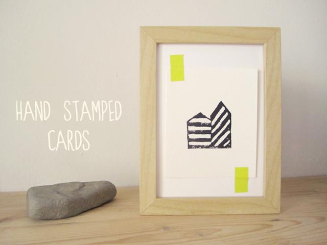 print casitas #handmade @srtamalasuerte