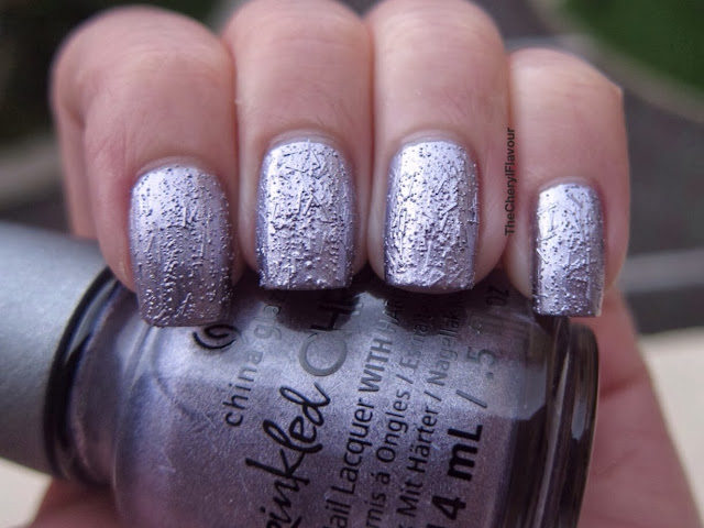 China Glaze Crush, Crush, Baby