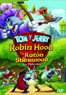 Tom And Jerry Robin Hood Y El Raton Sherwood