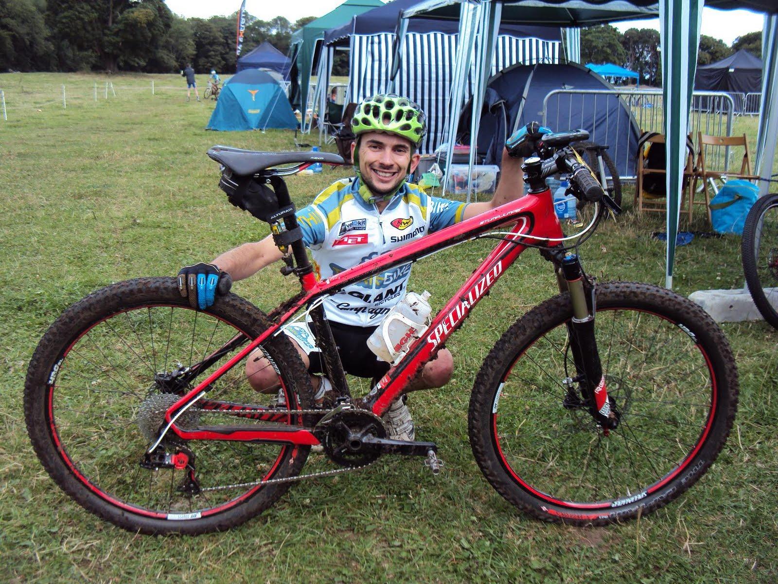 Andras Gercsenyi Xc Mountain Biker Bull Raid 12 Hours Mtb Race