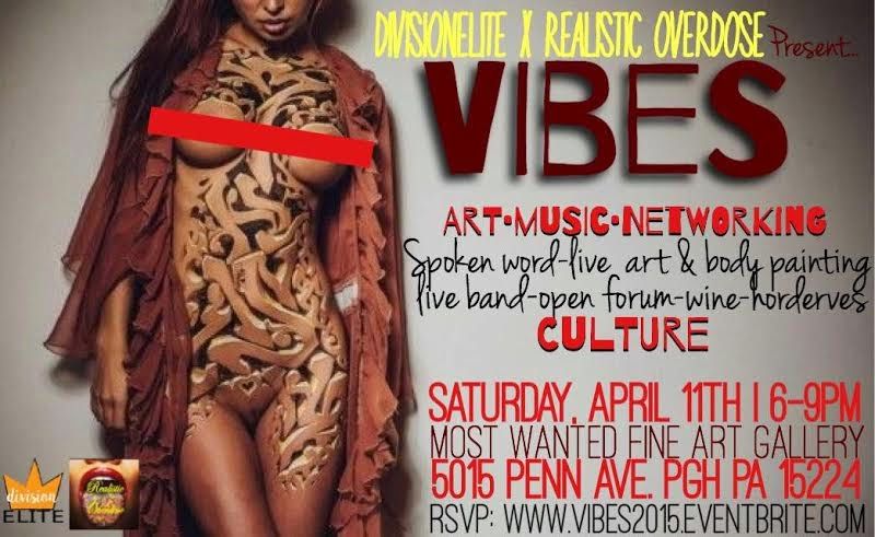 RSVP for #VIBES