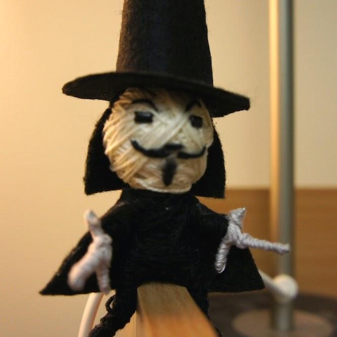 Vendetta String Doll
