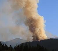 Smoke still fouls the air at Lake Tahoe