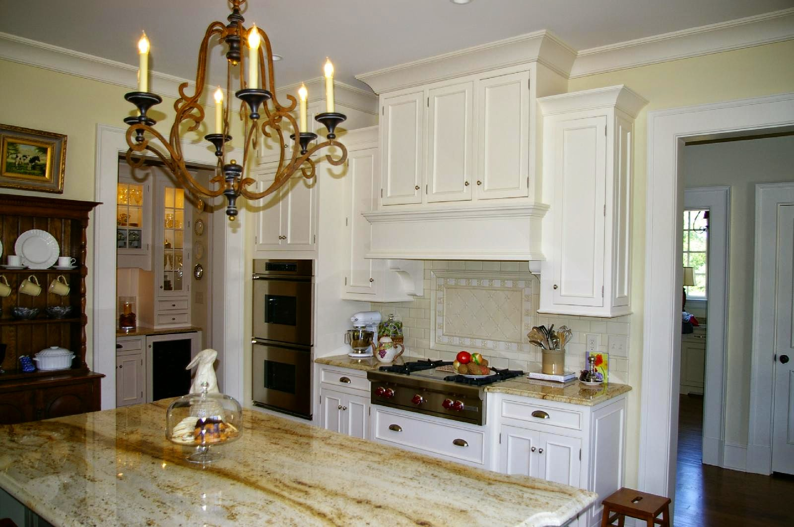 Flush Inset Cabinetry