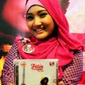 Foto 7: Fatin Saat Launching Album Perdana For You
