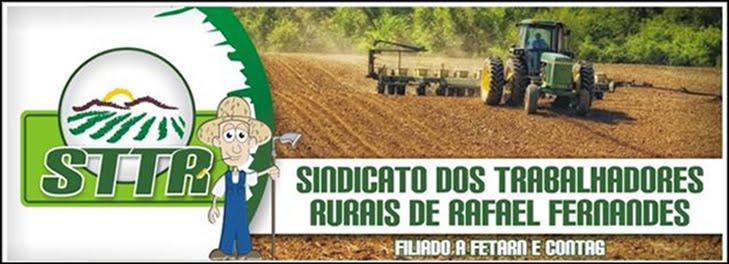 STTR - Rafael Fernandes/RN