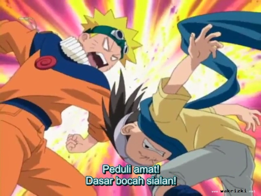 Download Uzumaki Naruto Episode 2 Subtitle Indonesia