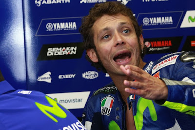Start ke-8, Rossi Akui 'Benci' Sesi Kualifikasi