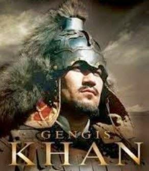 امبراطور الدماء جنكيز خان
