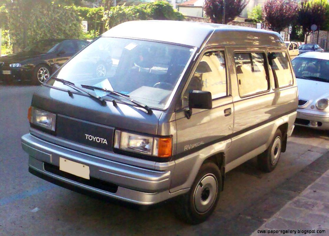 Toyota Mini Van