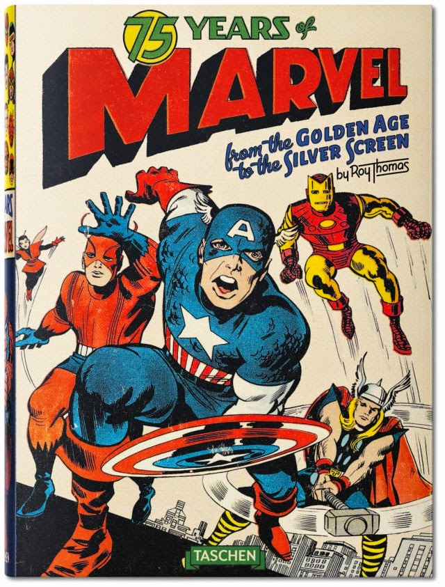 75 years marvel