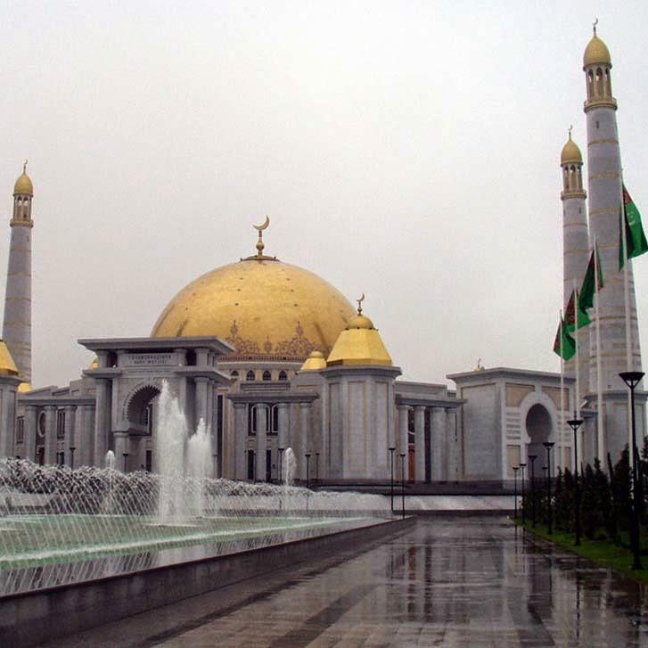 Masjid Turmenbashy Ruhy - Turkmenistan